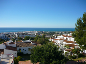 Ferienwohnung Penthouse San Francisco 25, Nerja, Costa del Sol, Andalusien, Spanien