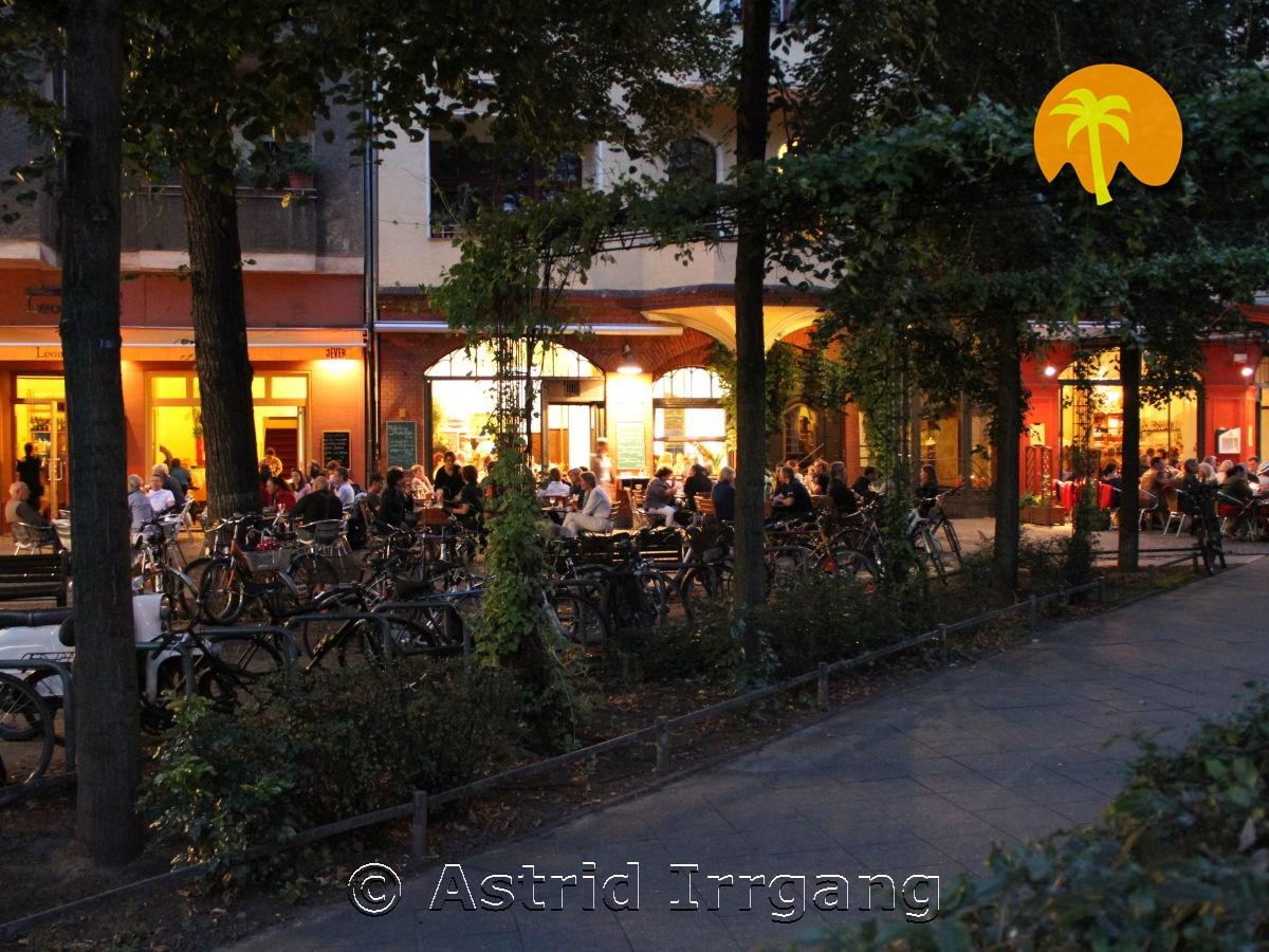 Ferienwohnung Berlin-Charlottenburg